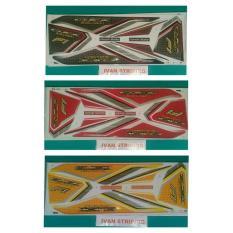 New Striping !!!  Stiker Motor / Striping Motor New Vario Tecno Esp Variasi Click - Mantab