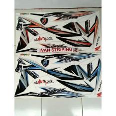 New Striping !!!  Stiker / Striping Motor Vario Click 125I - Mantab