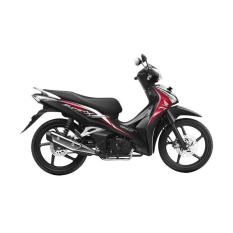 NEW SUPRA X 125 FI HELM IN - SUPERIOR RED KAB. TABALONG