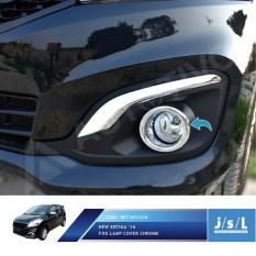 New Suzuki Ertiga Cover Lampu Kabut JSL Krom/Fog Lamp Cover Chrome