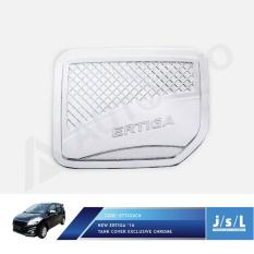New Suzuki Ertiga Cover Tutup Bensin JSL/Tank Cover Exclusive Chrome