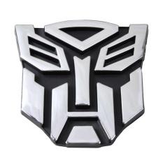 Baru Transformers Autobot 3D Logo Emblem Lencana Decal Sticker Mobil-Intl