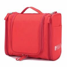 7308db2cdb94 Wisata Baru Mencuci Perlengkapan Mandi Tas Kosmetik Make Up Case  Penyimpanan dan Tidak Tergantung Organizer-