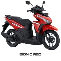 NEW VARIO 125 ESP CBS ISS BIONIC RED - Tangerang