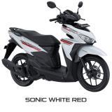 Tips Beli New Vario 125 Esp Cbs Sonic White Red Tangerang Yang Bagus