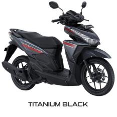 NEW VARIO 125 ESP CBS TITANIUM BLACK - Jakarta