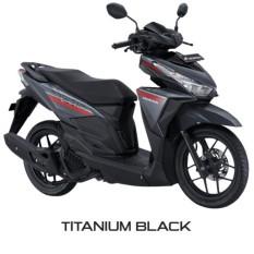 NEW VARIO 125 ESP CBS - TITANIUM BLACK KOTA SALATIGA