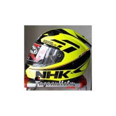 Diskon Nhk Helm Gp1000 Racing Instinct Fluo Se Branded
