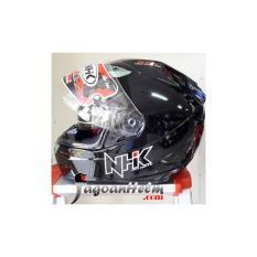 Beli Nhk Helm Gp1000 Solid Ringan Gp 1000 Fullface Multi Murah