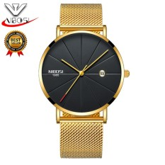 Nibosi Men Watches Luxury Famous Top Brand Men S Fashion Casual Waterproof Clock Military Quartz Wristwatches Relogio Masculino 2321 Intl Asli