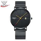 Spesifikasi Nibosi Watch Europe And The United States Ladies And Gentlemen Fashion Trends Personality Atmosphere Watch Lovers Belt Leisure Quartz Watch Intl Terbaik