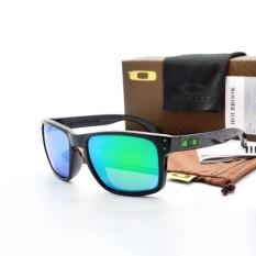 Niceele Holbrook OO9102 Kacamata Hitam Terpolarisasi Kacamata Hitam Kacamata TR90 UV400 Setelan-Internasional