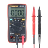 Ulasan Lengkap Tentang Niceeshop 9999 Menghitung True Rms Digital Multimeter With Ac Dc Gelombang Persegi Fungsi Redblack