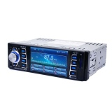 Situs Review Niceeshop Car Stereo 4 1 Single Din Car Stereo Receiver With Usb Port Sd Card Slot Mp5 Player Fm Radio And Aux Bluetooth Mp3 Audio Receiver With Remote Control Intl