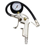 Portable Tire Inflator Digital Tire Pressure Gauge with Lock-On Air Supplies New