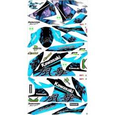 Ninja Karbu 250Cc Candy Blue Promo Beli 1 Gratis 1