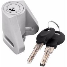 Toko Nitex Kunci Cakram Disc Brake Lock Sedang Segitiga Silver Online Terpercaya