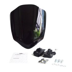 Harga Nitex Windshield Universal Adjustable Hitam Termurah