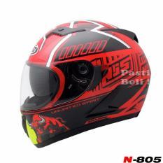 NJS - Red Bull Full Face Helmet (Glossy)