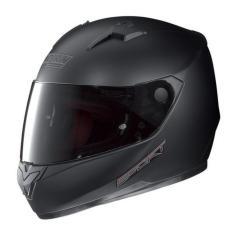 Toko Nolan N64 Sport Flat Black Full Face Motorcycle Helmet Indonesia
