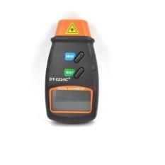 Non Kontak Tach Alat Genggam Laser Digital Foto Penguji Kecepatan Rotasi Motor Rpm-Intl