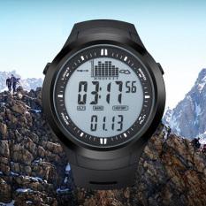 Spesifikasi Jam Tangan Pria Northedge Jam Tangan Digital With Prakiraan Cuaca Alat Pengukur Ketinggian Barometer Pengukur Suhu For Mendaki Memancing Olahraga Luar Ruangan Abu Abu Layar Lengkap Dengan Harga