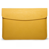 Notebook Pu Leather Flap Case Bag Pouch Cover For Macbook Air Retina 13 3 Laptop Kuning Ekspor Diskon Tiongkok