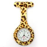 Jual Beli Nurse Fob Brooches Leopard Silicone Pocket Watch Baru Indonesia