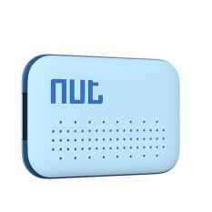 Nut Mini Smart Tag Tracker Bluetooth Anti Hilang Alarm Key Finder Locator Biru