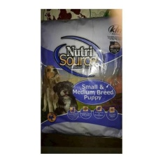 NUTRISOURCE SMALL & MED PUPPY 8KG