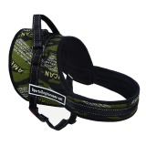 Harga Nylon Adjustable Keselamatan Auto Car Seat Belt Walking Besar Pet Anjing Harness Dada Kamuflase Xl Intl Terbaru