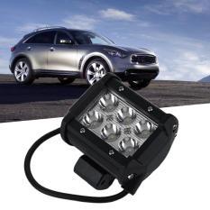 Review Toko O 4 Inci 18 Watt Cahaya Led Bar Tempat Kerja Lampu Off Road Mobil Suv Truk Kapal Baru Hitam