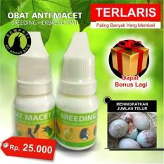 Obat Anti Macet Breeding Herbal Sempati Obat Burung Sakit Macet Produksi Piyik Cacat Untuk Murai Kacer Anis Lovebird Kenari Pleci Dll
