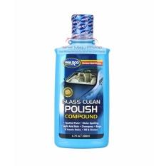 Diskon Besarobat Jamur Kaca Anti Jamur Kaca Mobil Penghilang Jamur Kaca Waxco Glass Clean Polish 200 Ml