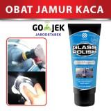 Ulasan Tentang Obat Jamur Kaca Mobil Rumah Primo Glass Polish 100 Gram