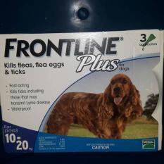 Toko Jual Obat Kutu Frontline Plus Dog 10 20Kg