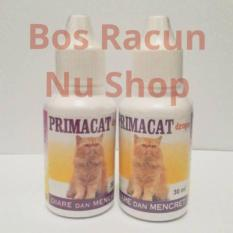 Obat Mencret Diare Kucing PRIMA CAT - Bos Racun Nu Shop Petshop