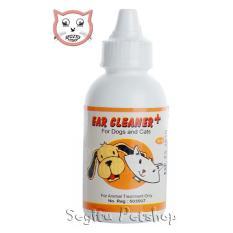 Obat Tetes Telinga Kucing Ear Cleaner+ By Petstore Tangerang.