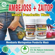 Jual Obat Wasir Ambeien Herbal Lengkap