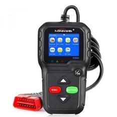 OBD II Code Reader KW680 Enhanced Universal Mobil Diagnostik Scanner Penuh OBDII/EOBD Fungsi Auto Scan Alat Check Engine Light O-Intl