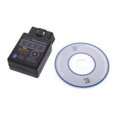 OBD Mini Bluetooth V2.1 OBDII OBD2 Protokol Mobil Diagnostik Scanner Alat Bekerja Pada Android Symbian Wi-Intl