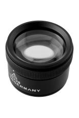OEM 30X Optik Kaca Pembesar Lup Lensa Loop untuk Perhiasan Perangko