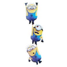 Berapa Harga Oem 3D Minion Hanging Brother Decal Funny Auto Car Trunk Vehicle Van Vinyl Sticker Intl Di Indonesia
