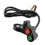 Jual Sepeda Motor Atv Off Road Oem 7 243 84 Cm Setang Putar Saklar Lampu Sinyal 7 Pin