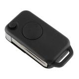 Ulasan Oem Baru 1 Tombol Remote Flip Folding Key Shell Kasus Penutup Untuk Benz W124 W202 1984 2004