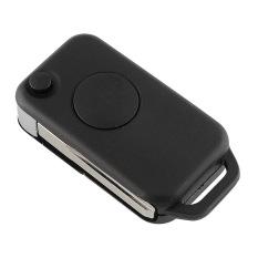 Promo Oem Baru 1 Tombol Remote Flip Folding Key Shell Kasus Penutup Untuk Benz W124 W202 1984 2004