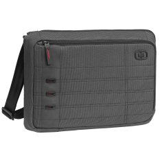 Ogio Messenger Bag Renegade Slim Case 15 - Black-Pindot