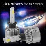 Jual Oh 2Pcs Plug Play Cob Led Headlight 72W 8000Lm Car Led Headlights Head Lamp Intl Online