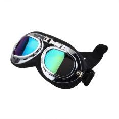 O Anti Sinar UV Kacamata Pilot Sepeda Motor