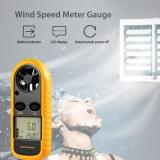 Harga Oh Gm816 Lcd Anemometer Digital Kecepatan Angin Skala Gauge Meter Termometer Internasional Termahal